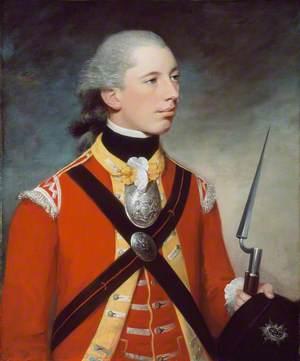 Captain Thomas Hewitt, 10th Regiment of Foot