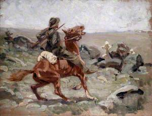 An Ambush, Boer War