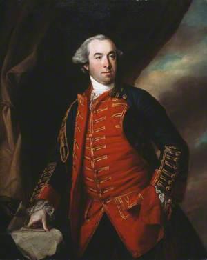 Lieutenant Colonel William Phillips (1731–1781), c.1764