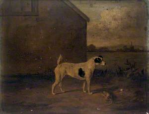 'Waterloo Spot' November 5 1816, the Property of Major W. T. Drake, RHG