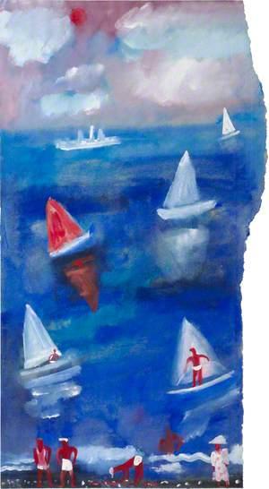 Sailing Boats and Windsurfers*