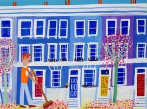 W11 Street Scene 3