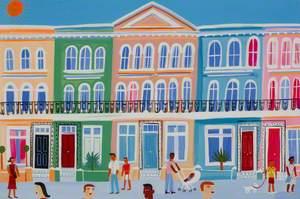 W11 Street Scene 6