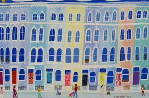 W11 Street Scene 1
