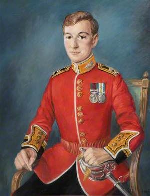 Falklands Portraits: Alastair Bruce of Crionaich