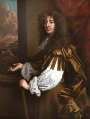 Richard Jones (1636–1712), Earl of Ranelagh