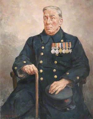 Tom Walker (b.1872), In-Pensioner, Late of the Loyal Regiment