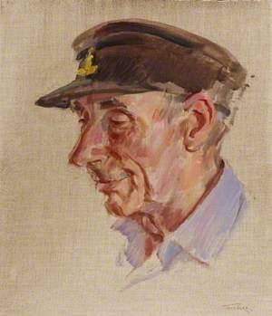 Chelsea Pensioners: Norman Fleming, Royal Artillery