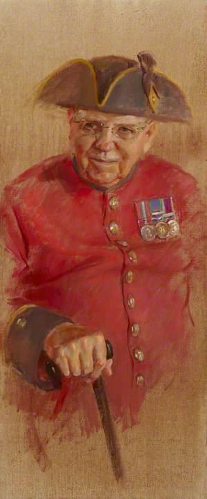Chelsea Pensioners: Charlie Parker, Royal Horse Artillery