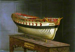 HMS 'Experiment'