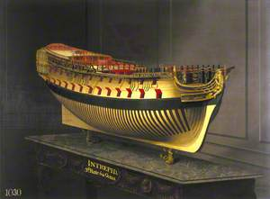 HMS 'Intrepid'