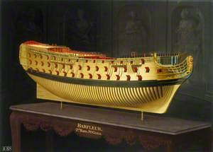 HMS 'Barfleur'