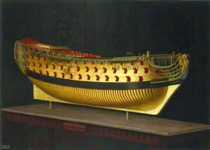 HMS 'Royal George'