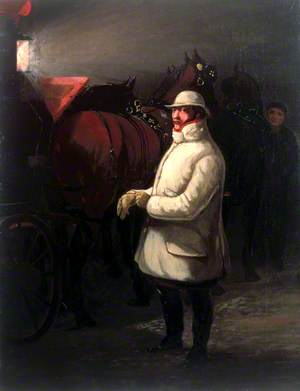 The Driver of the Mail, 1832