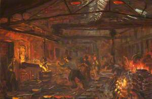 Burmeister and Wain Iron Foundry