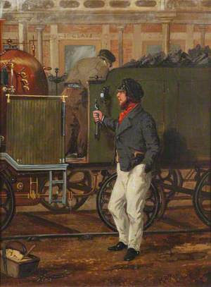 The Driver of 1852