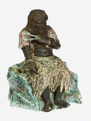 Shennong (the Divine Farmer)