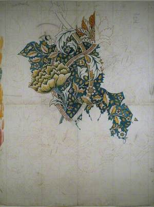 Design for Windrush Printed Cotton