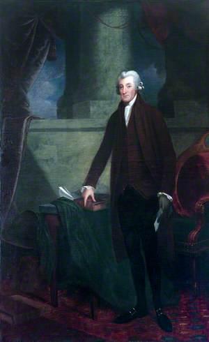 Jonathan Blundell (1751–1800), Trustee of the Liverpool Blue Coat School