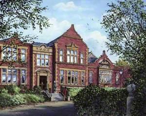 Village Hall, Rainford, Merseyside, Centenary Year