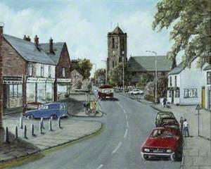 Church Road, Rainford, Merseyside
