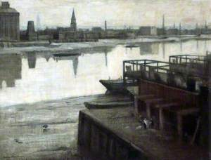 The Thames at Battersea, London