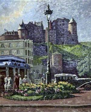 The Castle, Dieppe, France