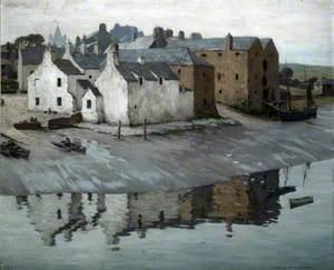 Low Tide, Kirkcudbright