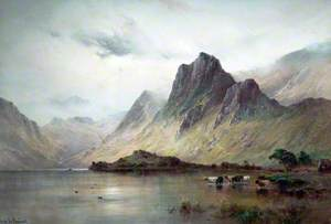 Morning Mist, Kilchurn