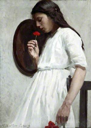 Poppy Red (The Mirror)