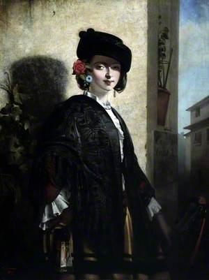 A Spanish Lady