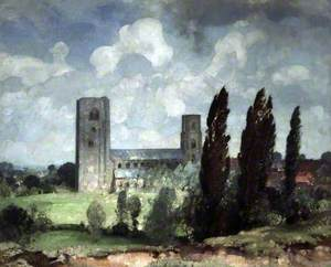 Wymondham Abbey, Norfolk