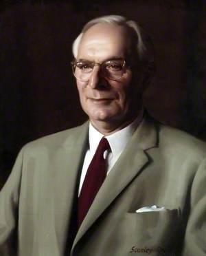 Richard Alan Morton, FRS, Johnstone Professor of Biochemistry, University of Liverpool (1944–1966)