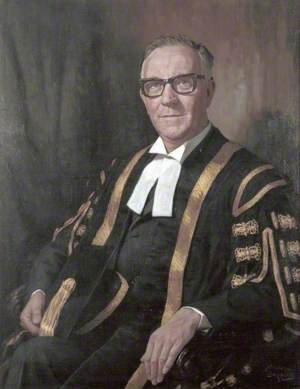 Winston Herbert Frederick Barnes (b.1909), MA, DCL, Vice-Chancellor of University of Liverpool (1963–1969)