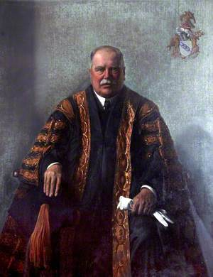 Edward George Villiers Stanley (1865–1948), The Right Honourable The Earl of Derby, KG, GCB, GCVO, LLD, Chancellor, University of Liverpool, (1908–1948)