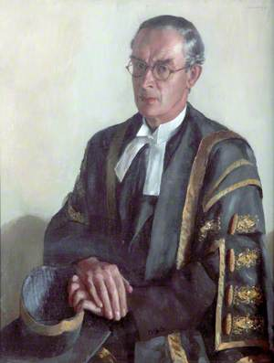Sir Arnold Duncan McNair (1885–1975), Kt, CBE, MA, LLD, FBA, Vice-Chancellor of the University of Liverpool (1937–1945)
