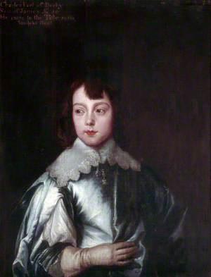 Charles Stanley (1628–1672), 8th Earl of Derby