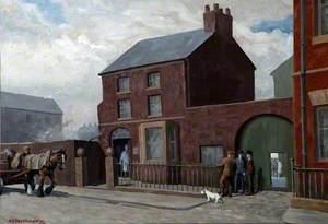 Building in Brownlow Street, Liverpool, Housing the School of Veterinary Science, 1908–1929