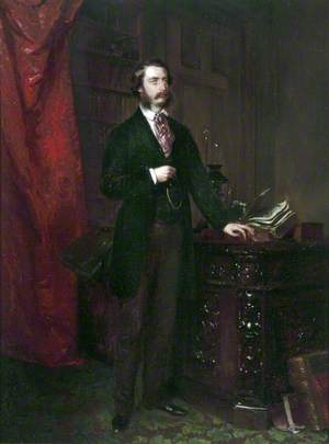 Dr Edmund Knowles Muspratt (1833–1923), President of the Council of the University of Liverpool (1903–1909)