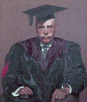 William Henry Gilmour (1869–1942), Louis Cohen Chair of Dental Surgery, University of Liverpool (1920–1935)