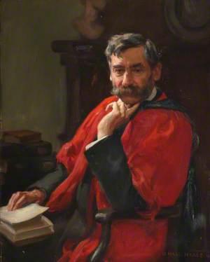 Professor Herbert Augustus Strong, Chair of Latin, University of Liverpool (1881–1909)