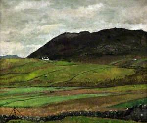 Hilly Landscape, Wales