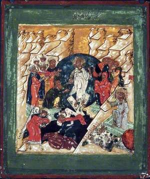 The Harrowing of Hell and the Resurrection