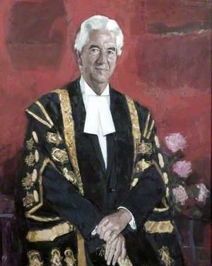 Emeritus Professor Robert Ford Whelan (1922–1984), Vice-Chancellor of the University of Liverpool (1977–1984)