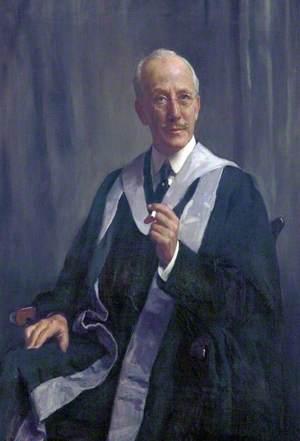Emeritus Professor William Thelwall Thomas, MBE, ChM, FRCS, Chair of Regional Surgery, University of Liverpool (1913–1922)