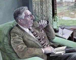 Reginald Thorne Davies (d.2000), MA, DLitt, Oxford
