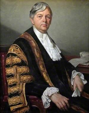 The Right Honourable Sir Donald Nicholls (b.1933)