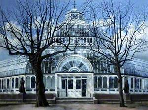 A Recollection of the Palm House in Winter