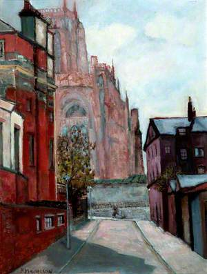 Pilgrim Street, Liverpool
