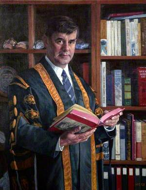 Professor Graeme John Davies (b.1937), FEng, Vice-Chancellor of the University of Liverpool (1986–1991)